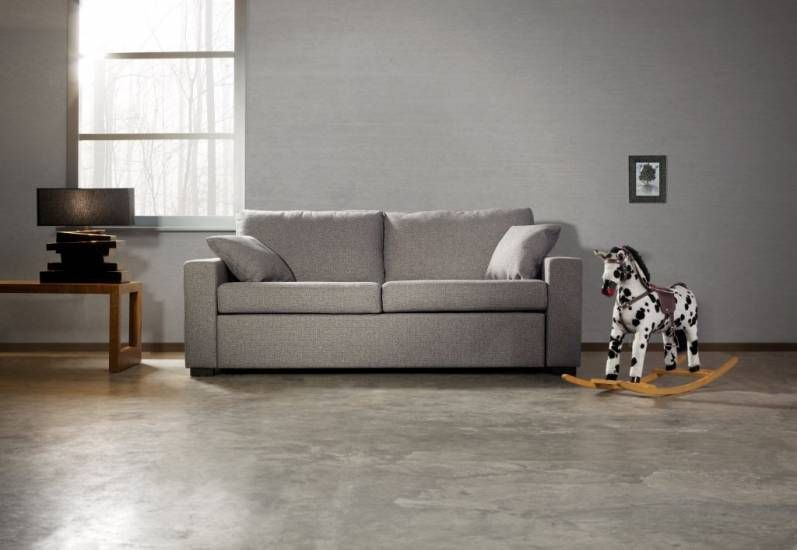canap convertible lucas tissu lavable ou cuir sits insens mobilier On mobilier sits