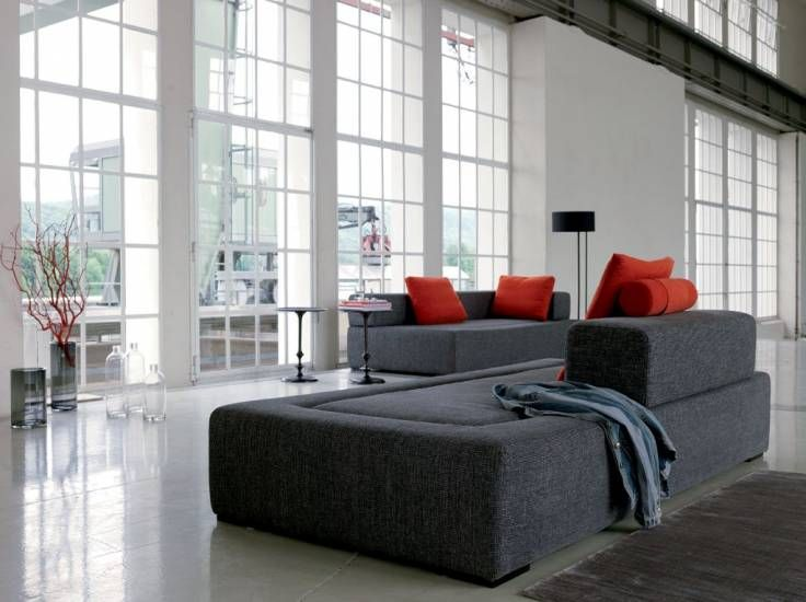 canap cubic 220x110 tissu lavable sits insens mobilier On mobilier sits